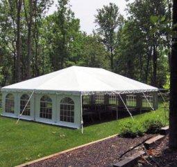 30' x 45' Frame Tent
