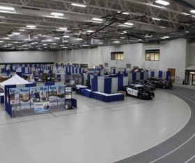 Expo Booths at Trade Show