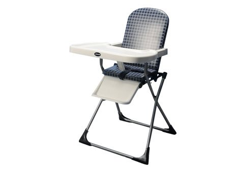 Deluxe Folding High Chair