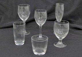 Excalibur Optic Glassware
