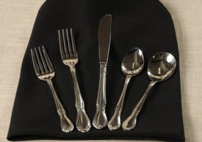 Illustra Dinner Flatware