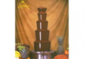 Deluxe Chocolate Fountain