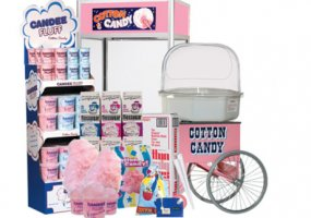 Cotton Candy Supplies