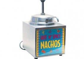 Nacho Machine with Pump