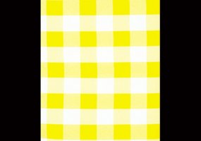 yellow-white-check